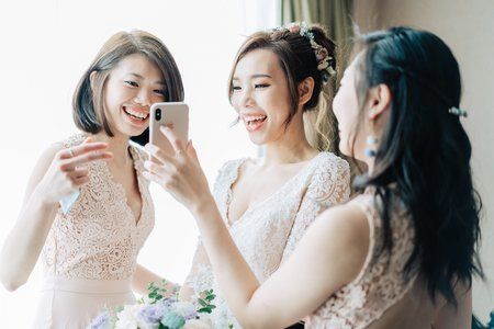 婚禮紀錄平面攝影