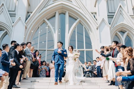 [Wedding] 翡麗詩莊園 Jenny X Bill