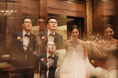 [Wedding] Lawry's The Prime Rib Taipei