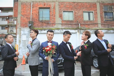 【婚禮 影像】/文訂迎娶+晚宴-遇見幸福