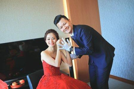 【婚禮 影像】/訂結+晚宴-台中港酒店