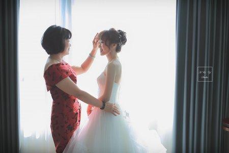 婚禮攝影(平面+片段錄影)
