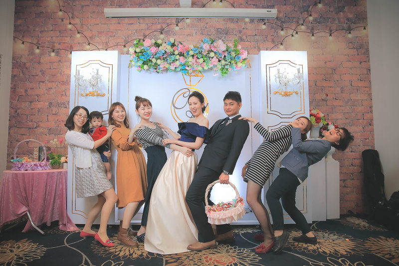 婚禮攝影-超優惠價(平面+片段錄影)作品