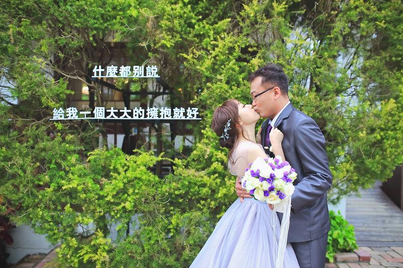 平面婚禮攝影作品