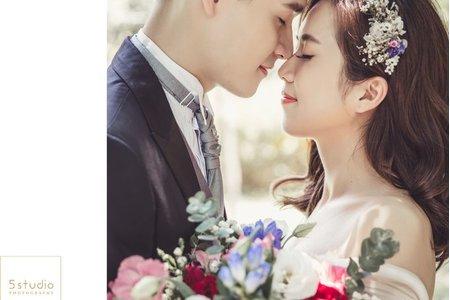 花卉中心婚紗攝影