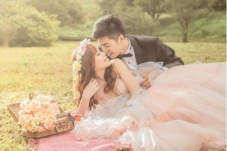 大屯自然公園婚紗攝影