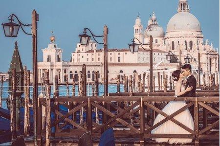 【經典義大利】海外拍婚紗-威尼斯、彩虹島、米蘭、米蘭大教堂、城堡