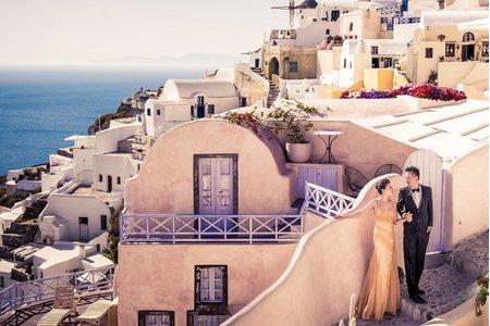 【經典希臘】海外拍婚紗-希臘