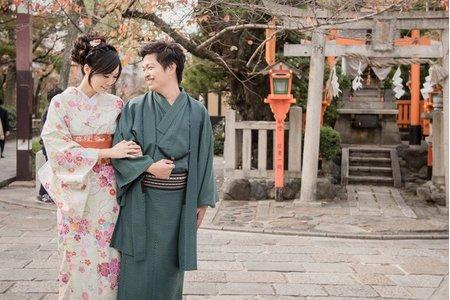 【經典日本】海外婚紗-日本京都、大阪