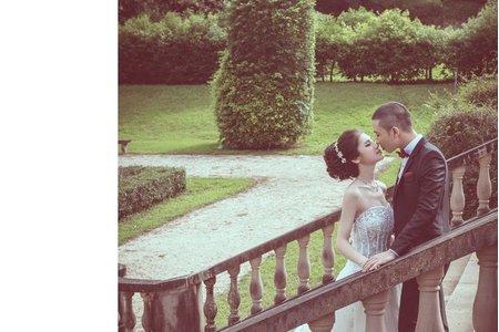 仁山植物園婚紗攝影