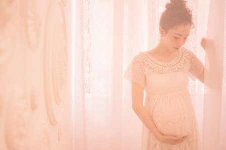 【韓式時尚風】孕媽咪-便服、禮服、獨家攝影棚
