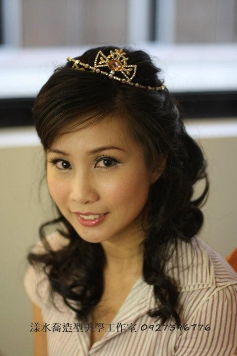 jenny試妝(編號:433368) - 漾水喬造型美學工作室(台南新娘秘書) - 結婚吧