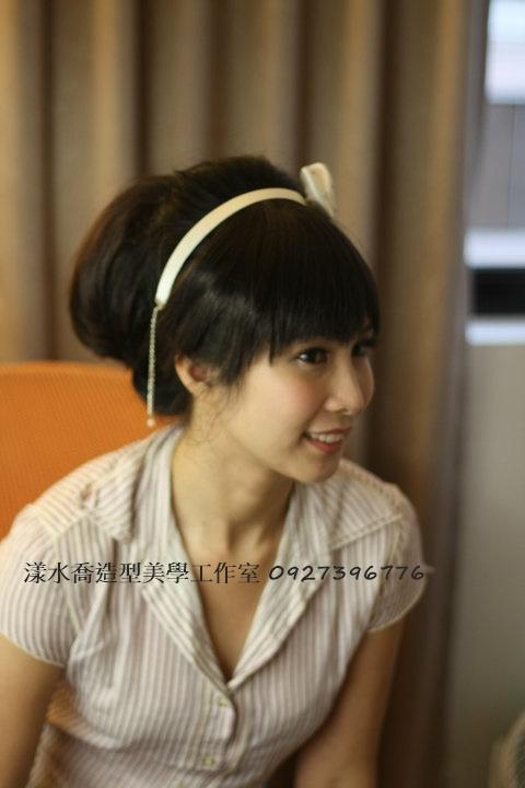 jenny試妝(編號:433369) - 漾水喬造型美學工作室(台南新娘秘書) - 結婚吧