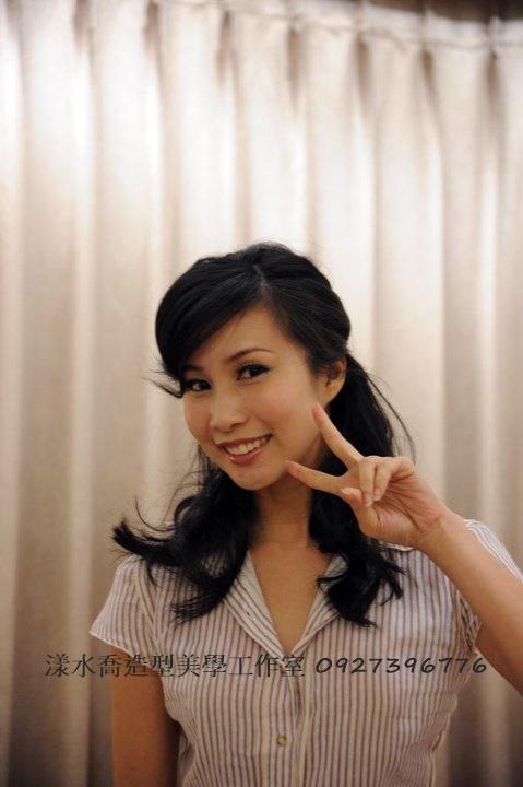 jenny試妝(編號:433370) - 漾水喬造型美學工作室(台南新娘秘書) - 結婚吧