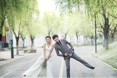 Blue Sky 2016年婚紗攝影