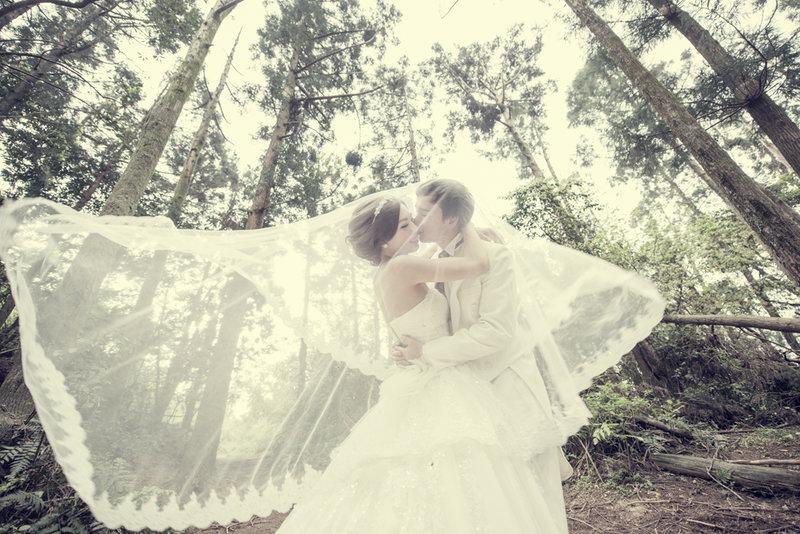 小資婚紗包套方案作品
