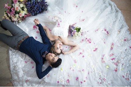 blue sky 2016年婚紗攝影 最新客照