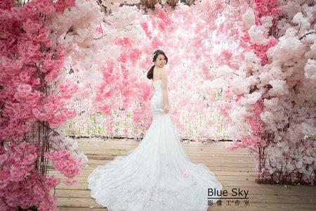 花 ღ 戀 /Blue Sky影像工作室