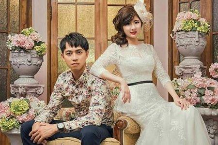 婚紗造型(宜靜)