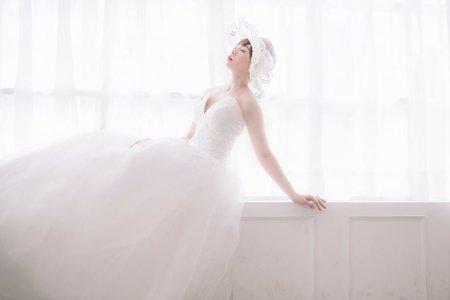 婚紗造型(橘子)