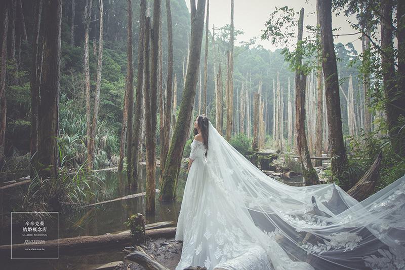 YUTO4521 - 辛辛克萊自主婚紗/婚紗攝影/禮服單租《結婚吧》