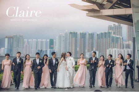 海外婚禮-香港婚攝