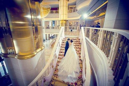 台北美福大飯店婚攝