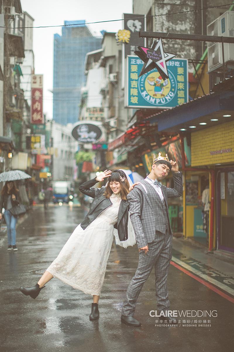 辛辛克萊自主婚紗/婚紗攝影/禮服單租
