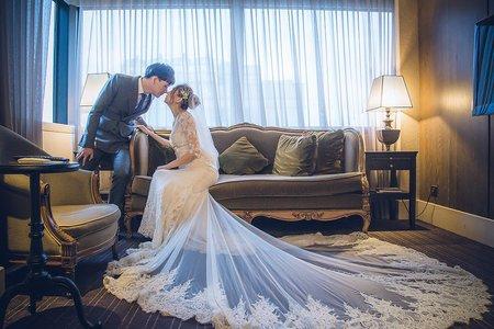 台北君品酒店婚攝