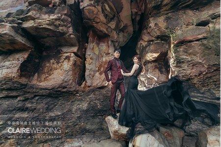 台灣最鬼斧神工的婚紗景點