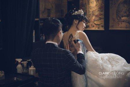 有故事的婚紗照