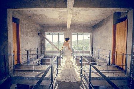 工業風攝影棚