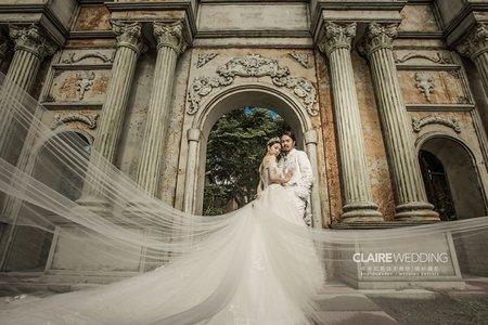 【辛辛克萊】三芝大屯莊園婚紗攝影基地