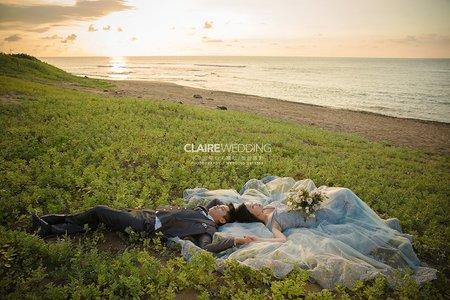 【辛辛克萊】浪漫唯美的 海邊系列