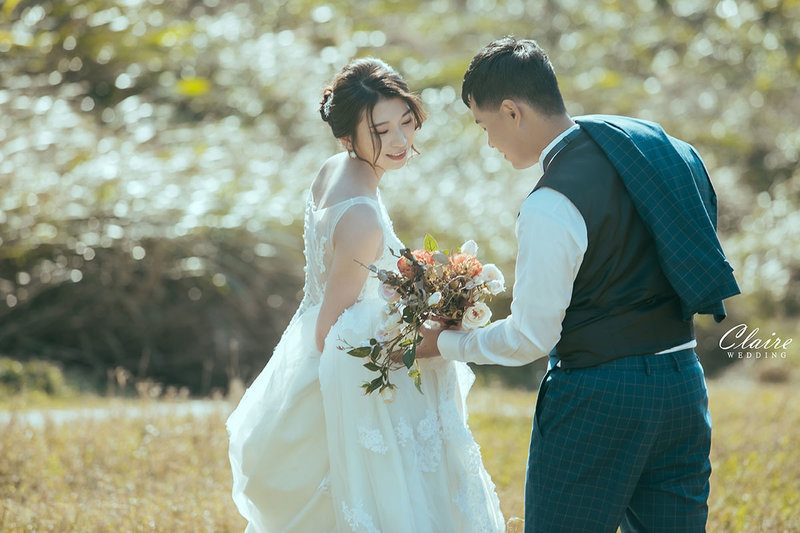 【結婚吧獨家優惠方案】好好拍婚紗包套作品