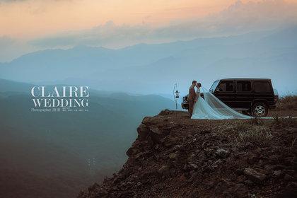 辛辛克萊Claire 婚紗攝影