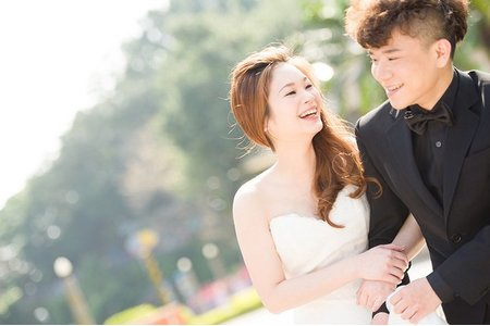 愛情故事-婚紗攝影