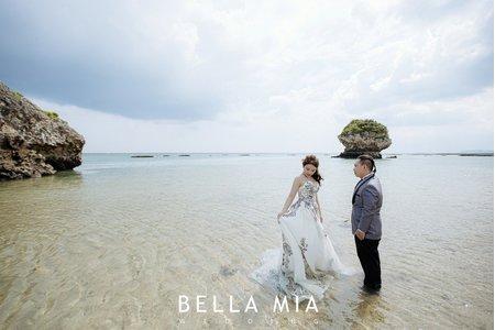 2021沖繩海外婚紗
