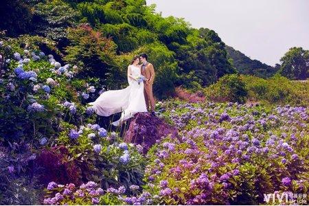 花季婚紗照