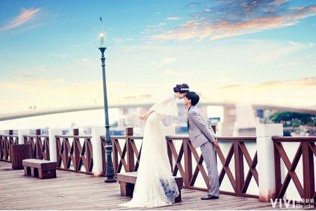 淡水婚紗攝影