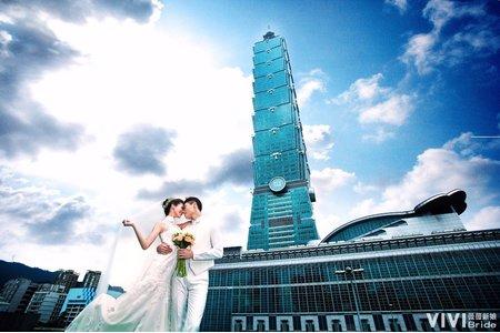 台灣特色景點婚紗攝影