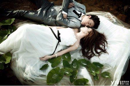 薇薇新娘婚紗攝影 - 真愛桃花園婚紗基地