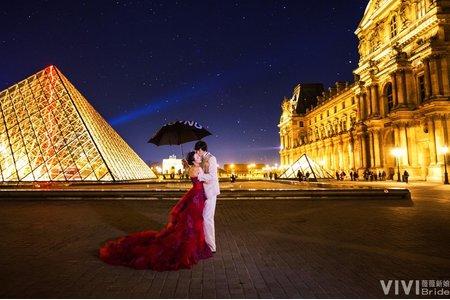 薇薇新娘-法國巴黎婚紗旅拍(海外)
