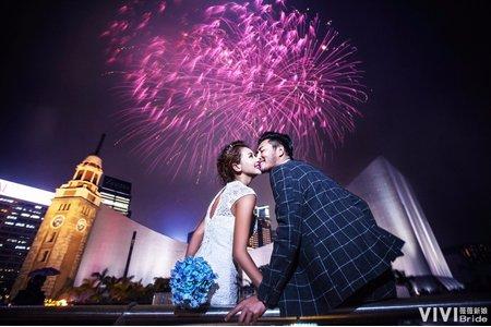 薇薇新娘-香港婚紗攝影(海外)