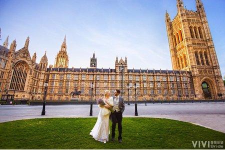 薇薇新娘-英國婚紗旅拍(海外)