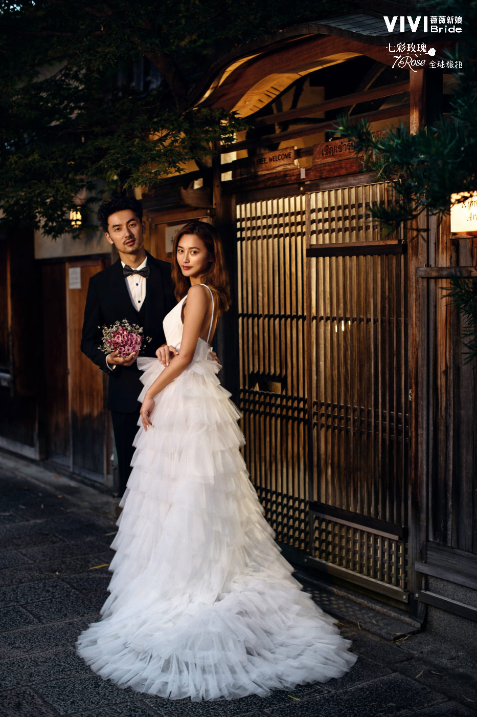8 - VIVI Bride 薇薇新娘 婚紗攝影《結婚吧》