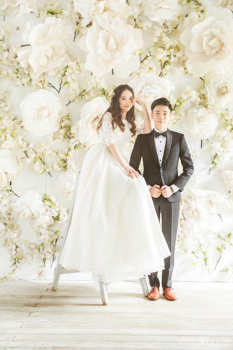 30ca3376f767a9289d3a70669bdc3dd25cd5313ca6a9c - VIVI Bride 薇薇新娘 婚紗攝影《結婚吧》