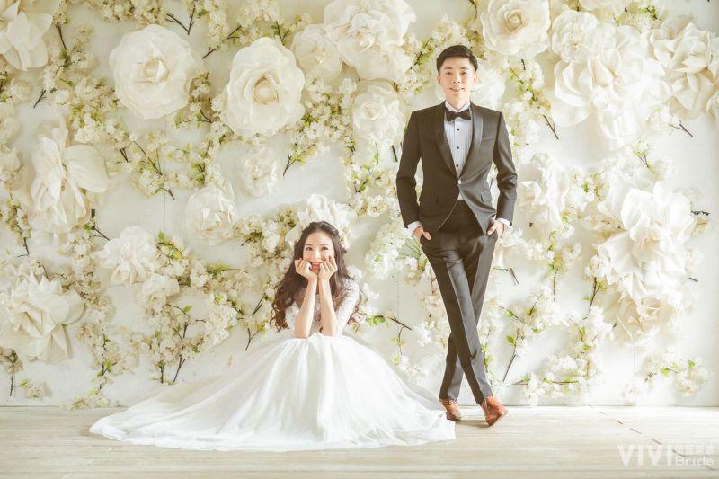 b7c074227c63ff636bceae0124d5fe885cd5313d6e609 - VIVI Bride 薇薇新娘 婚紗攝影《結婚吧》