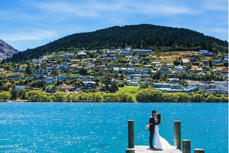 海外婚紗 - 紐西蘭皇后鎮