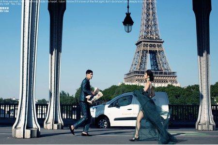 海外婚紗 - 法國巴黎